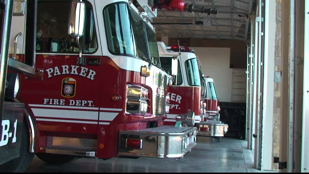 Parker purchases new fire truck