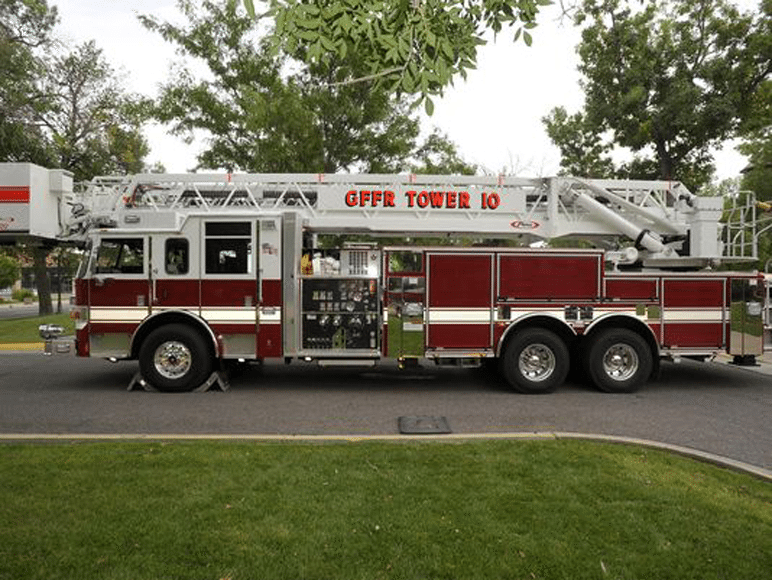 Great Falls enters purchasing group for fire trucks
