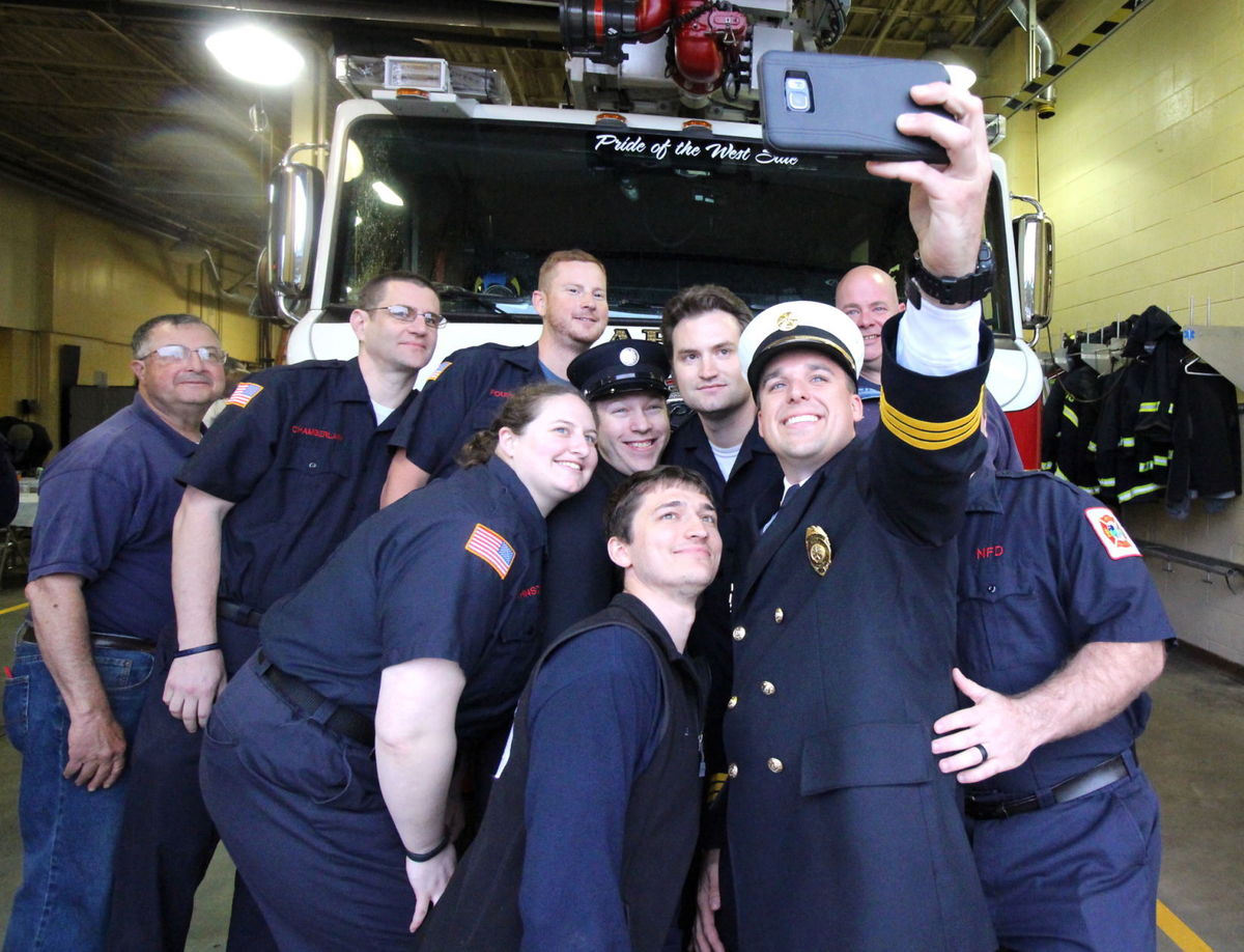 New 'quint' fire truck provides Aetna flexibility