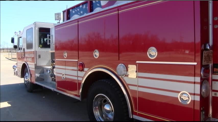 Webb City budget includes purchase of new fire truck