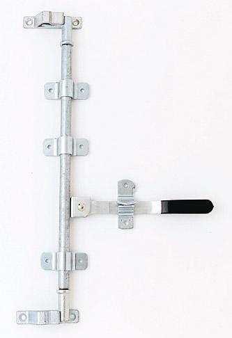 2 Point Steel Cam Action Door Lock Moore Industrial Hardware