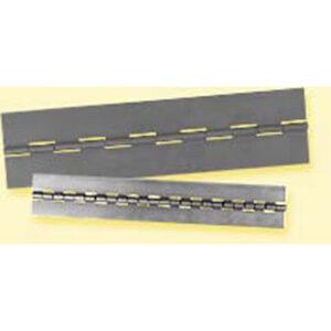 Concession Aluminum Hinges with Aluminum Pin