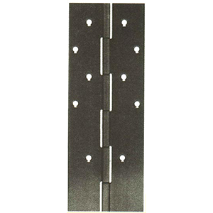Stanley 600 Series Pinned Continuous Steel Hinges