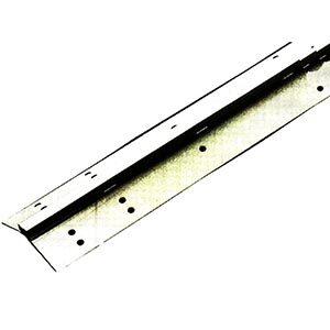 Stanley Aluminum Continuous Geared Hinge