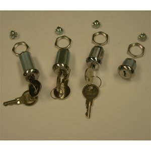 Cam Locks Key Cylinders