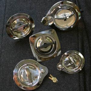 D Ring Locks