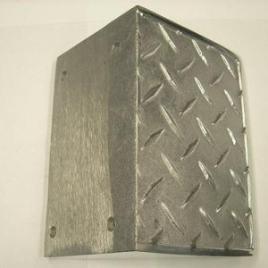 Cast Aluminum Steps