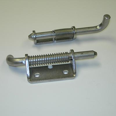 Heavy Duty Spring Latch - Moore Industrial Hardware