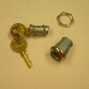 Key Cylinder for D Rings