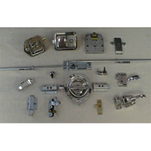 Panel Locks and Latches