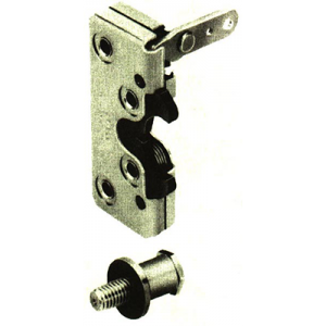 Two-Rotor Latch