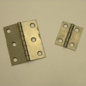 Surface Steel Butt Hinges