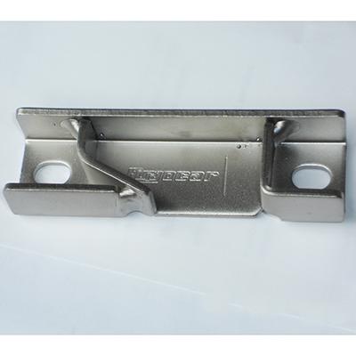 Stainless Steel Furgocar Recessed Door Lock Left Hand Keeper