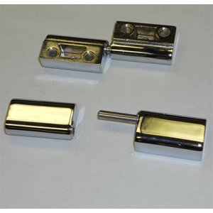 Diecast Block Hinges for Flush Doors