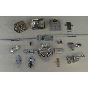 Door Panel Locks and Latches