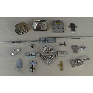 Door Panel Locks and Latches