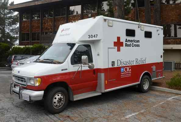Local Red Cross getting an emergency vehicle upgrade