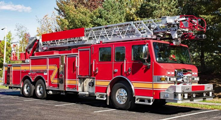 Fire Truck Sales Market Status and Industrial Outlook 2018