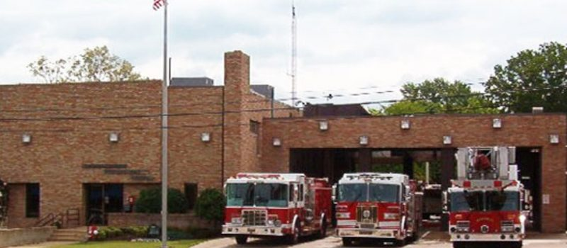 OH Department Adds New Engine Pumper to Fleet