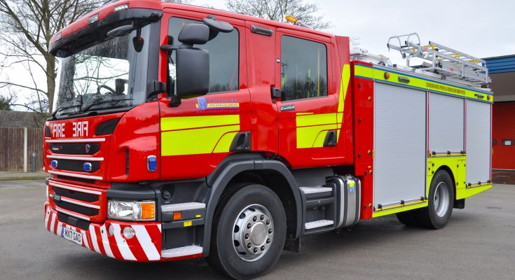 Fire Truck Market: Growing Demand, Geographical Segmentation, Analysis of Leading Players by 2023