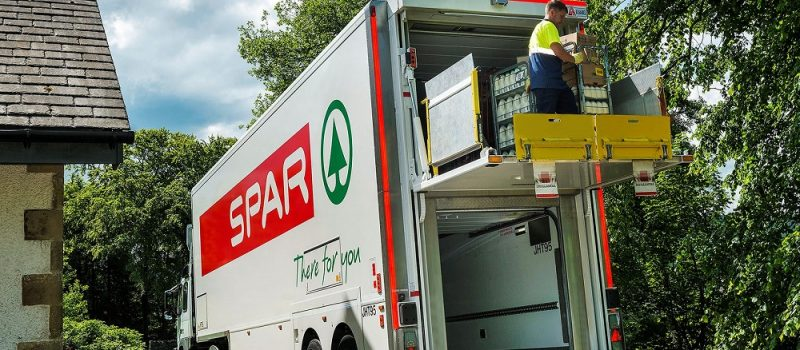 SPAR distributor turns once again to Gray and Adams