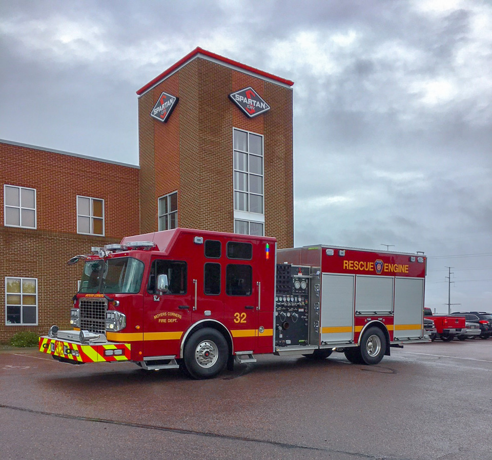 REV Acquires Spartan Motors' Emergency Vehicle Business for $55 Million