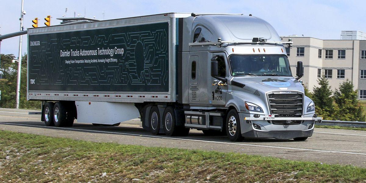 Global Semi-Trailer Trucks Market 2019