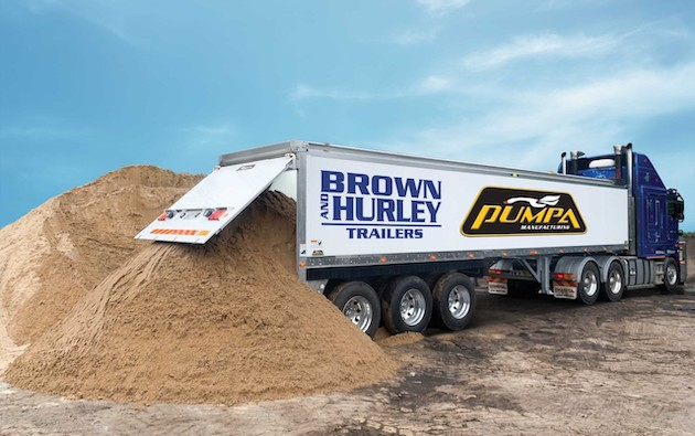 PUMPA Manufacturing partners with Brown & Hurley