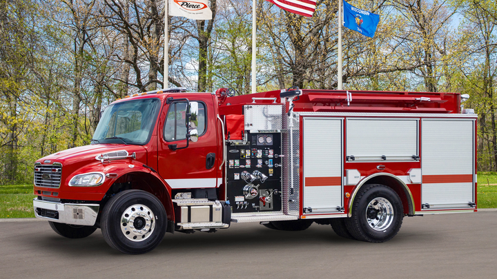 Pierce Secures Order from TN Department for Nine Pumpers