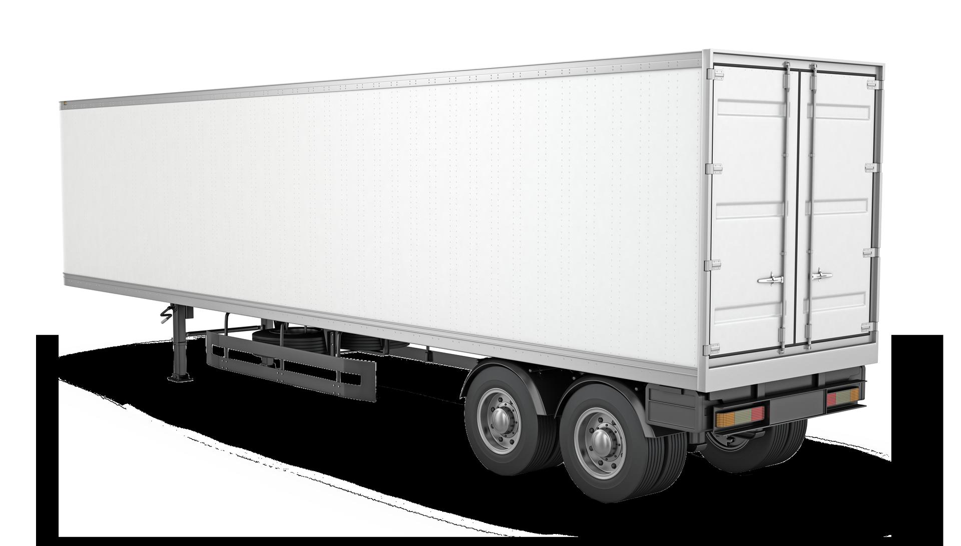 Trailer Body/Trucks