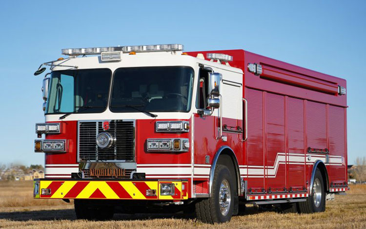 Sutphen Corporation Adds 36-Inch Custom Cab Length to Lineup